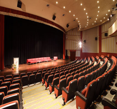 سالن تئاتر فرهنگسرای ارسباران (تالار هنر)