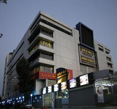 سالنهای تئاتر مجموعه اریکه ایرانیان