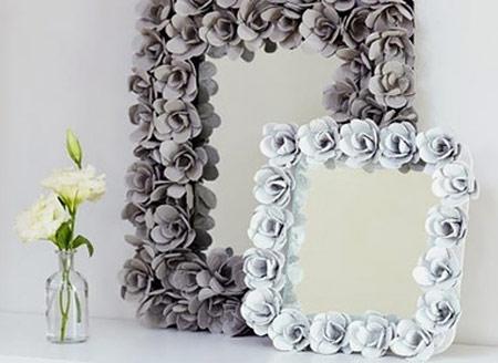 قاب عکس،قاب آینه