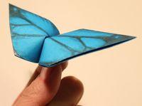 پروانه  کاغذی