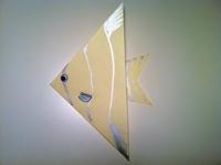 ماهی  اوریگامی