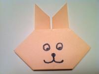 خرگوش کاغذی