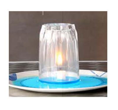 چرا آب در استوانه خالی بالا می آید؟