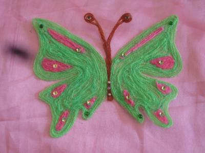 پروانه تزینی