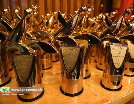 برگزیدگان بیستمین جشنواره بینالمللی قصهگویی جایزه گرفتند