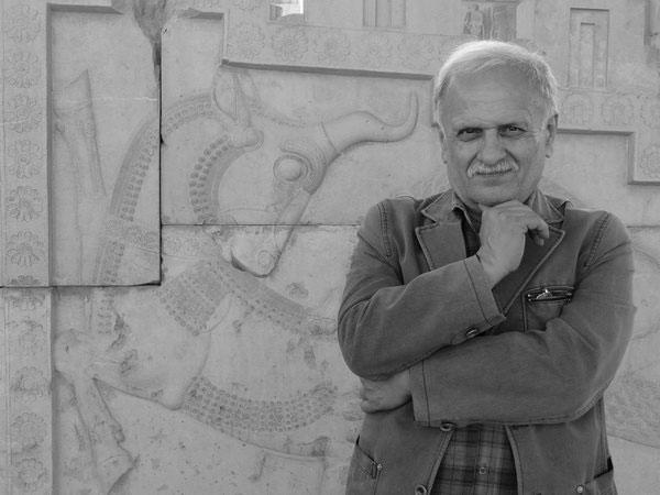 عباس عبدی، شاعر و نویسنده  رمانهای دریایی به آسمان رفت