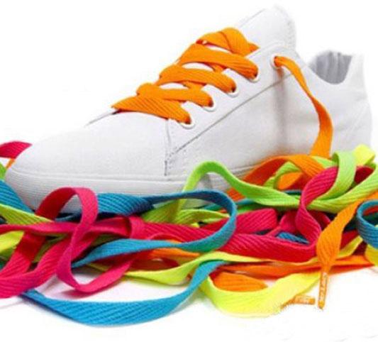بند کردن کفش