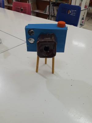 دوربین کارتنی