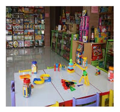 فروشگاه اصلی کانون پرورش فکری کودکان و نوجوانان بوشهر