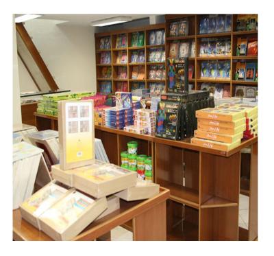 فروشگاه کانون پرورش فکری کودکان ونوجوانان جعفرآباد