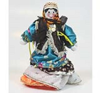 عروسک سارا گلین (دست ساز)