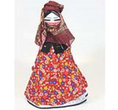 عروسک اللی خورتدی (دست ساز)