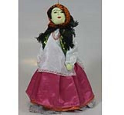 عروسک گلین بالا (دست ساز)