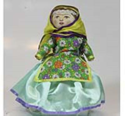 عروسک سارای (دست ساز)