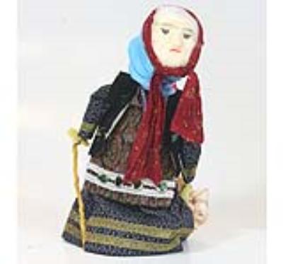 عروسک قاري ننه  (دست ساز)