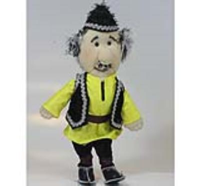 عروسک آدي (عروسك مرد از مجموعه عروسك آدي و بودي)(دست ساز)