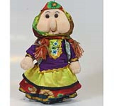 عروسک بودي (عروسك زن از مجموعه عروسك آدي و بودي)(دست ساز)