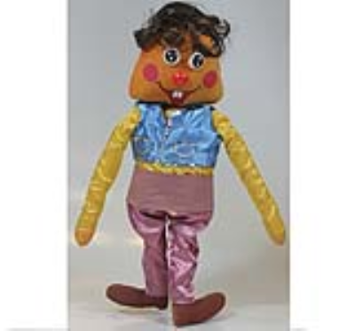 عروسک جيرتدان (دست ساز)