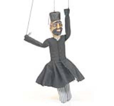 عروسک بناد کوک (دست ساز)