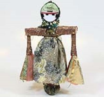 عروسک بيگك (ليلي) (دست ساز)