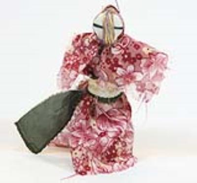 عروسک بيگ خورموج و دير2 (دست ساز)