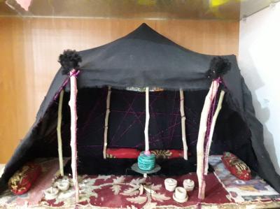 خیمه سنتی