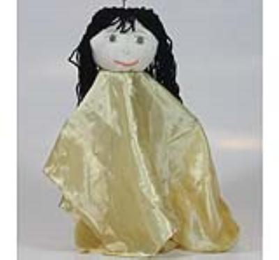 عروسک لالي گيس مشكي (دست ساز)