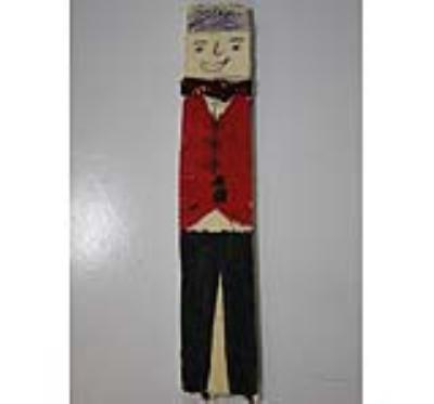 عروسک لال (چوبي) (دست ساز)