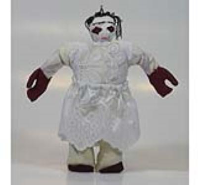 عروسک ....... (دست ساز)