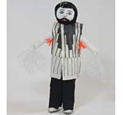 عروسک خان بهیگ (دست ساز)