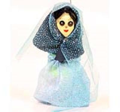 عروسک خاله طوبی (دست ساز)