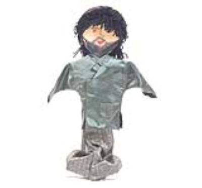 عروسک بایرام (دست ساز)