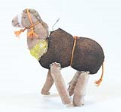 عروسک شترچی (دست ساز)