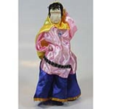 عروسک رقصونک (دست ساز)