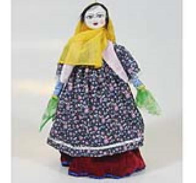 عروسک بهیگ بازنده (دستساز)