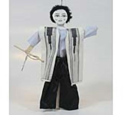 عروسک هلري (دست ساز)