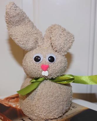 خرگوش پارچهای