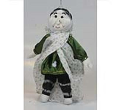 عروسک بي بی حور (دست ساز)