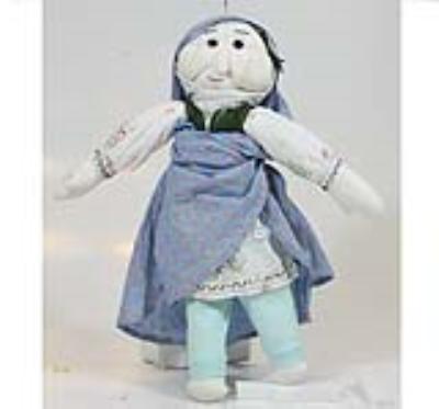 عروسک بي بی نور (دست ساز)