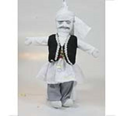 عروسک حسینا (دست ساز)