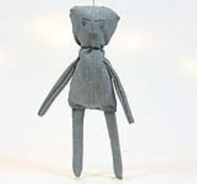 عروسک بوک (دست ساز)