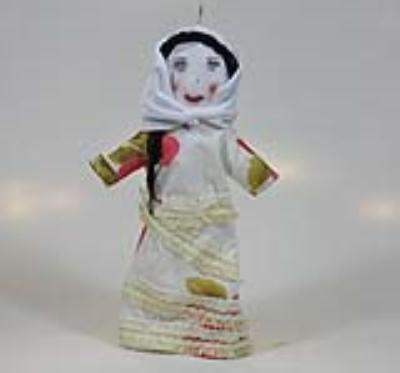 عروسک --- (دست ساز)