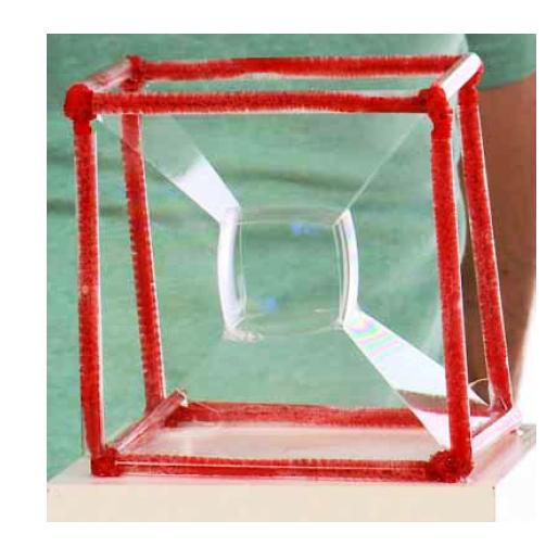 حباب های هندسی