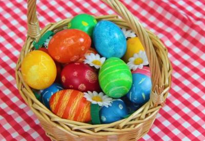 ایدههایی برای رنگآمیزی و ساخت تخممرغ رنگی