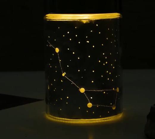 شبیهسازی ستارهها در ظرف شیشهای