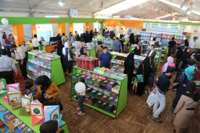 آغاز عرضه محصولات کانون در نمایشگاه کتاب تهران