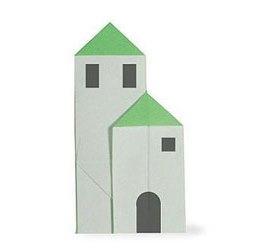 خانه اوریگامی