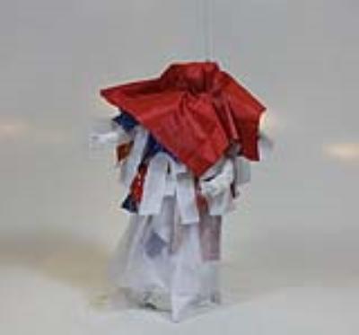 عروسك کوسا گلین(دست ساز)
