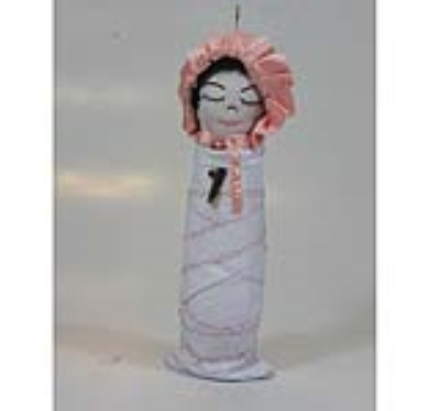 عروسك لعبتك نوزاد- پوتک (potak) یا پوچانک pochanak (دست ساز)