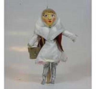 عروسك چمچه خاتون(دست ساز)
